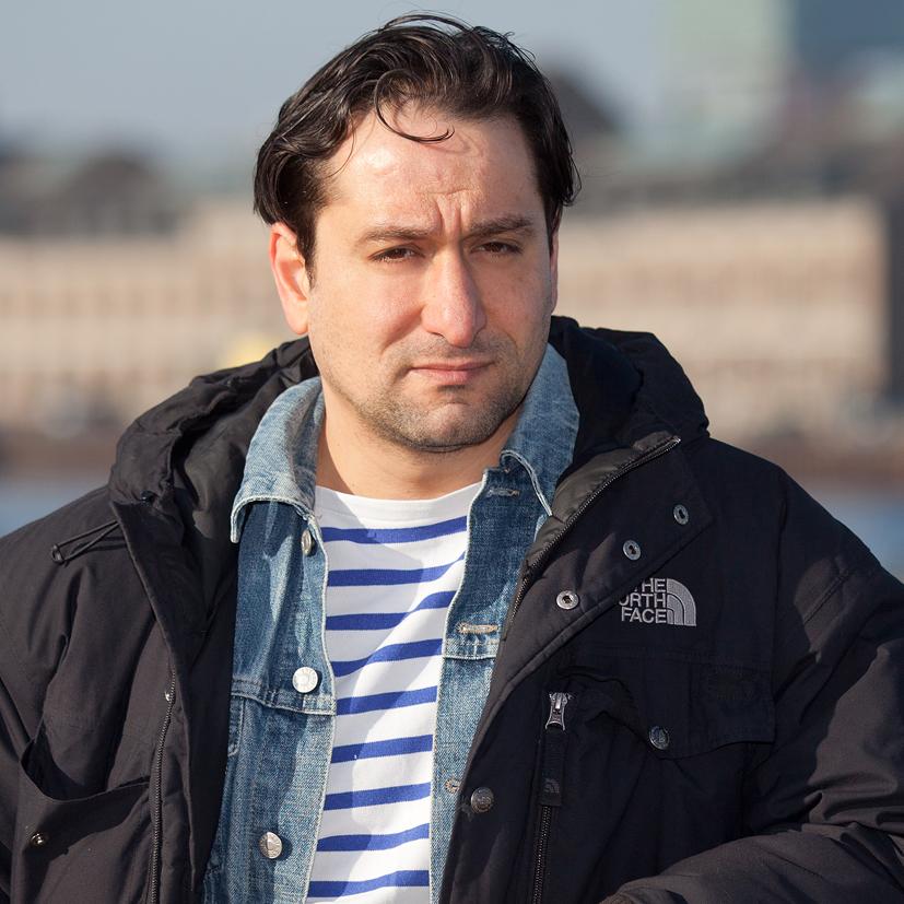 Ali Bulgan Schaupieler