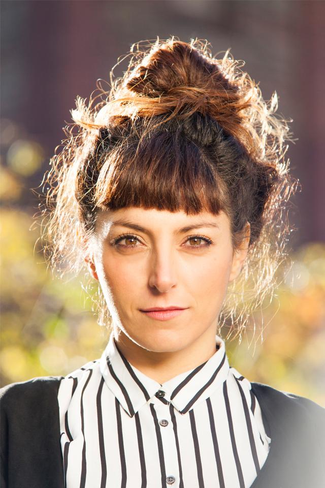 Tanya Erarstin Schauspielerin