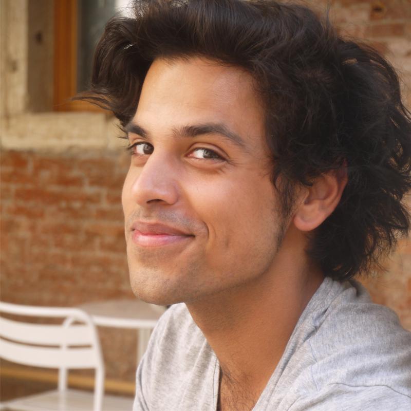 Daniel Popat Schauspieler