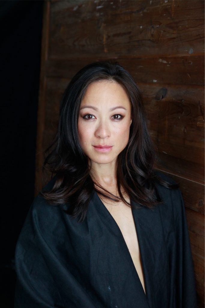 Nina Liu Schauspielerin q