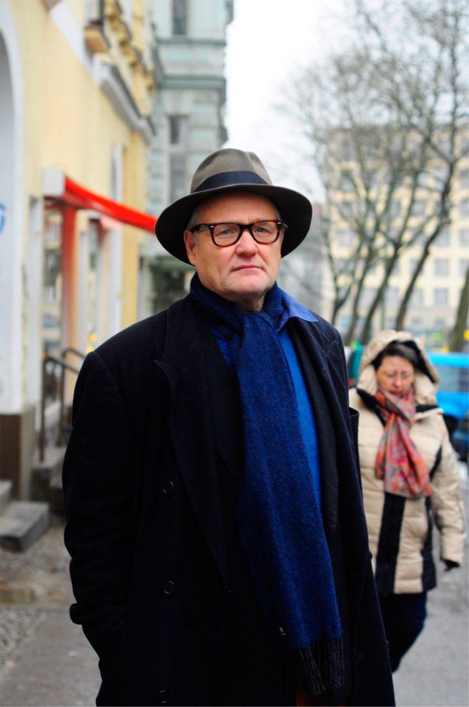 Tobias Lenel Schauspieler