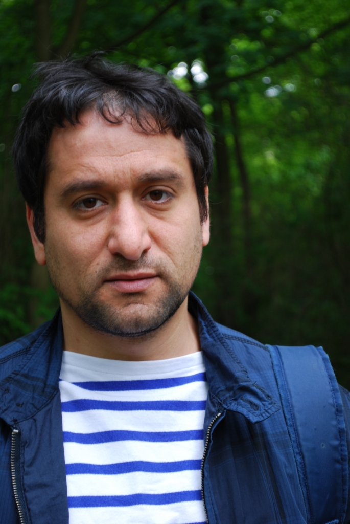 Ali Bulgan Schauspieler